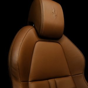 Ferrari Car Seat Office Chair by The Supercar Store