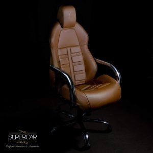 Ferrari Car Seat Office Chair by The Supercar Store