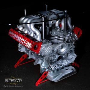 Porsche 928 Engine Table by The Supercar Store