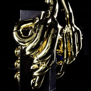 Formula 1 24ct Gold Plated Exhaust Sculpture by The Supercar Store