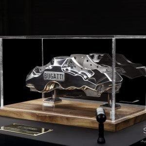 Bugatti Veyron Caliper Display by The Supercar Store